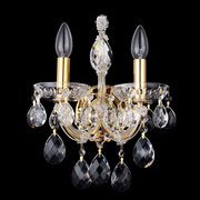 Crystal Lux Isabel AP2 Gold/Transparent фото