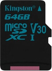 Kingston Canvas Go! SDCG2/64GBSP microSDXC 64GB фото