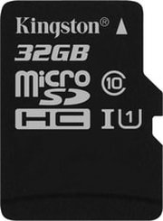 Kingston Canvas Select SDCS/32GBSP microSDHC 32GB фото