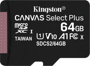 Kingston microSDXC Canvas Select Plus фото