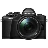 Olympus OM-D E-M10 Mark II Kit 14-150 Black